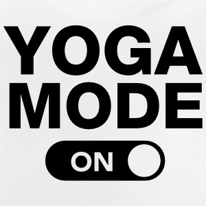 Yoga Mode (On) T-Shirts - Baby T-Shirt