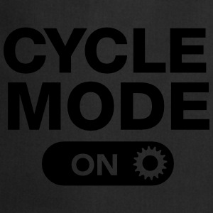 Cycle Mode (On) Langærmede T-shirts - Forklæde