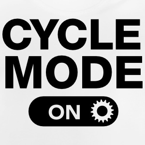 Cycle Mode (On) Langærmede shirts - Baby T-shirt