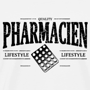 Pharmacien Sweat-shirts - T-shirt Premium Homme