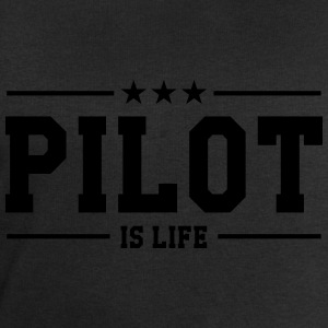 Pilot is life Tee shirts - Sweat-shirt Homme Stanley & Stella