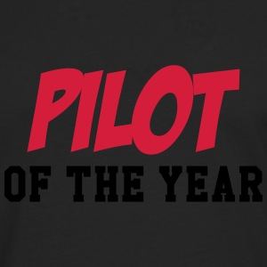 Pilot of the year Tee shirts - T-shirt manches longues Premium Homme