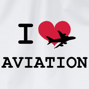 I Love Aviation [Pilot] Sweaters - Gymtas