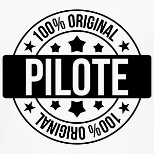 Pilote Tee shirts - T-shirt manches longues Premium Homme