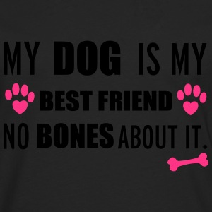 Dog T-Shirts - Men's Premium Longsleeve Shirt