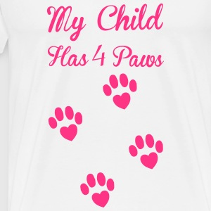 Paws Tops - Men's Premium T-Shirt