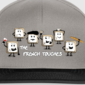 French touches - Casquette snapback