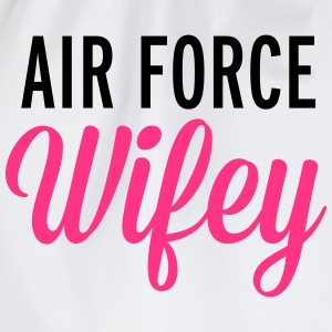 Air Force Wifey  Sweaters - Gymtas