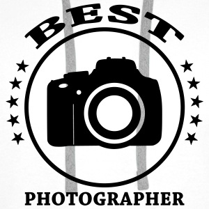 Best Photographer Tee shirts - Sweat-shirt à capuche Premium pour hommes