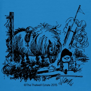 PonyFail Thelwell Cartoon - Men's Organic T-shirt