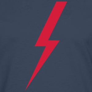 lightning - Men's Premium Longsleeve Shirt