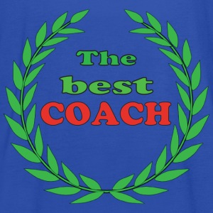 The best coach 111 T-shirts - Dame tanktop fra Bella