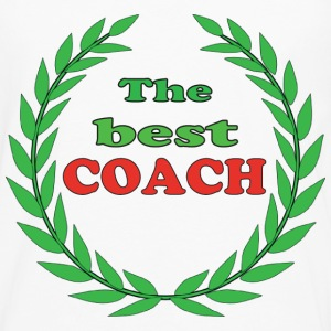 The best coach 111 T-shirts - Herre premium T-shirt med lange ærmer