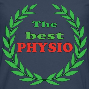 The best physio 111 Camisetas - Camiseta de manga larga premium hombre