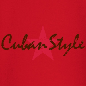 cuban style_vec_2 en T-Shirts - Baby Long Sleeve T-Shirt