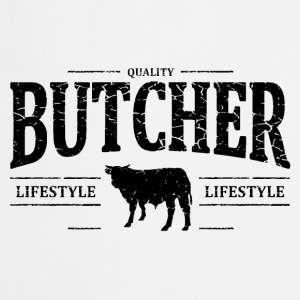 Butcher Long sleeve shirts - Cooking Apron