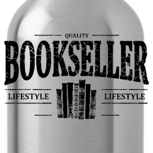 Bookseller T-Shirts - Water Bottle