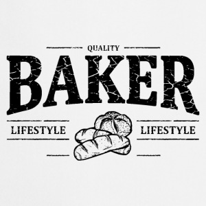 Baker Long Sleeve Shirts - Cooking Apron