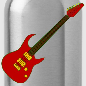 e-gitarre T-Shirts - Water Bottle