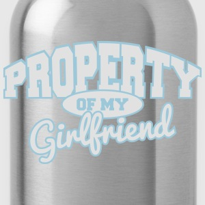 Property of my girlfriend Sous-vêtements - Gourde