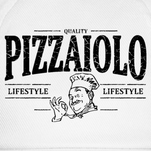 Pizzaiolo Long sleeve shirts - Baseball Cap