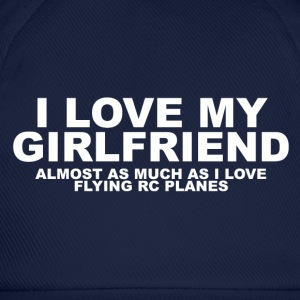 T-Shirt For RC Hobbyists with Girlfriends - Baseball Cap