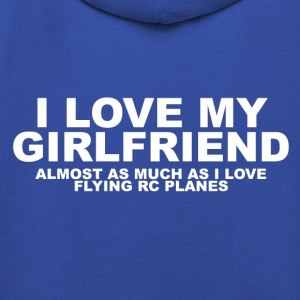T-Shirt For RC Hobbyists with Girlfriends - Kids' Premium Hoodie