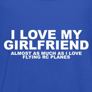 T-Shirt For RC Hobbyists with Girlfriends - Women's Tank Top by Bella