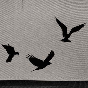 flying birds T-shirts - Snapback cap