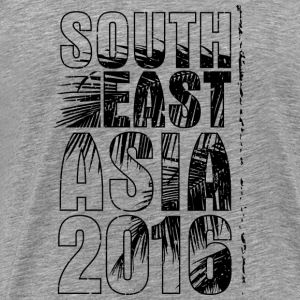 Southeast Asia 2016 Long sleeve shirts - Men's Premium T-Shirt