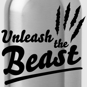 Unleash the beast Tanktops - Drinkfles