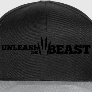 Unleash the Beast Bodybuilding Kratzspuren Tops - Snapback cap