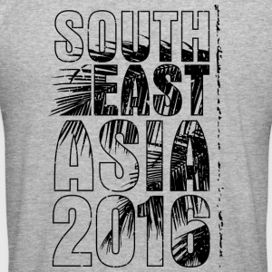 Southeast Asia 2016 Sweatshirts - Herre Slim Fit T-Shirt