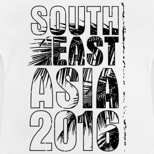 Southeast Asia 2016 Long Sleeve Shirts - Baby T-Shirt