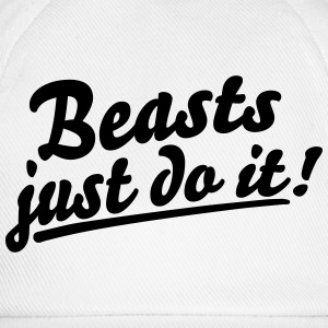 Beasts just do it Hoodies - Baseball Cap
