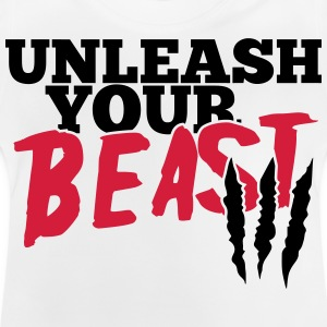 Unleash uw beest Shirts - Baby T-shirt