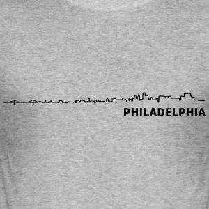 Philadelphia Sweaters - slim fit T-shirt