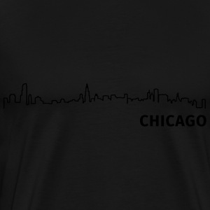 Chicago Sweaters - Mannen Premium T-shirt