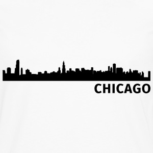 Chicago Sweat-shirts - T-shirt manches longues Premium Homme