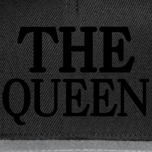 The Queen Gensere - Snapback-caps