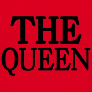 The Queen Underwear - Men's T-Shirt