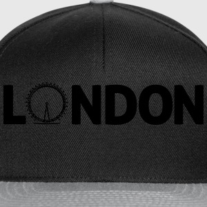 London Tee shirts - Casquette snapback