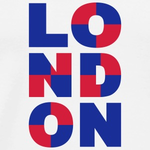 London Mugs & Drinkware - Men's Premium T-Shirt