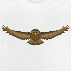 OWL flies T-shirts - Baby-T-shirt