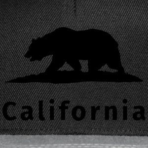 California Sweaters - Snapback cap