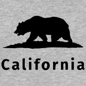 California Hoodies & Sweatshirts - Men's Slim Fit T-Shirt