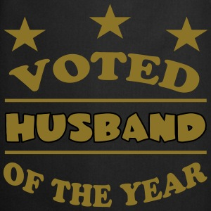 Voted husband of the year T-Shirts - Cooking Apron