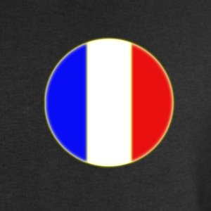 T-shirt drapeau france - Sweat-shirt Homme Stanley & Stella