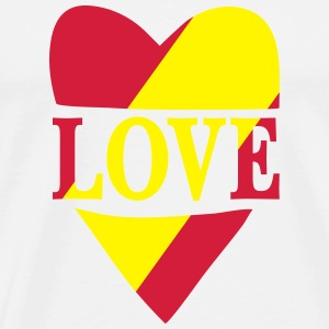 Love Spain Hoodies & Sweatshirts - Men's Premium T-Shirt
