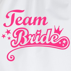 Team Bride Stag and Hen Nights out Party Crew  Tops - Drawstring Bag